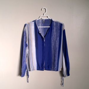 3/$20 MNG Suit Long Sleeve Blouse